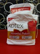 Kotex Ultra Quadro 26 Lı Uzun+ 7li