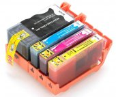 Hp 920xl Muadil Kartuş Seti 4 Renk Officejet 7500 ...