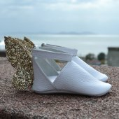 Sindy Makosen Bebek Ayakkabı Beyaz Cv 254