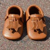 Yıldız Makosen Bebek Ayakkabı Taba Cv 315