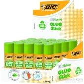 Bic Eco Glue Stick 21gr 20li Kutu Yapıştırıcı (8923451)