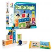 Smartgames Casile Logix Okul Öncesi Puzzle Oyunu