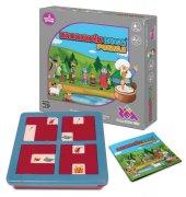 Nasreddin Hoca Puzzle Zeka Oyunu