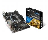 Msı H110m Pro Vd Plus Intel H110 2133mhz Ddr4 Soket 1151 Matx Ana