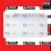 Doğan Diplomat Zarfı 105x240 Mm 110 Gr Beyaz Silikonlu 500 Lü (1