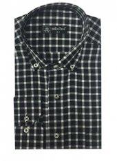 Atilla Özer 0335 Klasik Kesim Uzun Kol Gömlek