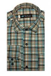 Turkuaz 0156 Uzun Kol Klasik Gömlek