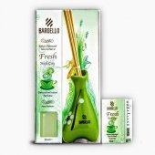 Bargello Yeşil Çay Oda Banyo Tuvalet Ofis Kokusu Parfümü Seramik