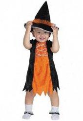 Sevimli Bebek Cadı Kostümü