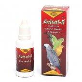 Biyoteknik Avisol B Kuş Vitamini 30 Cc