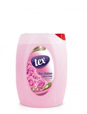 Tex Pembe 5kg Sıvı El Sabunu