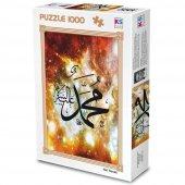Ks Puzzle Hz. Muhammed (S.a.v) 1000 Parça Puzzle