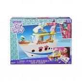 Hasbro Littlest Pet Shop Miniş Gezi Gemisi Oyun Seti