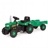 Dolu Römorklu Traktör (Pedallı) 8053