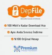 1 Yıllık Depfile Premium Üyelik