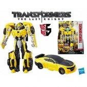 Transformers 5 Hızlı Dönüşen Figür Bumblebee Turbo Changers