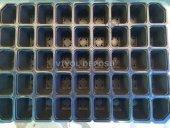 45 Göz Kırılabilir Pot Viyol (20 Adet) Tohum Çimlendirme Viyolü