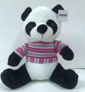 30cm Kazaklı Panda Peluş Oyuncak,kaliteli Sağlıklı, Peluşcu Baba
