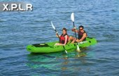Aqua Marina X.p.l.r.multifunction Kayak Air Deck+t 18 Motor
