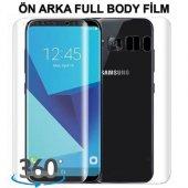 Samsung S8 Full Body Tam Kaplama Ekran Koruyucu Kırılmaz Cam