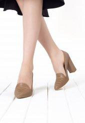 Banker Vizon Cilt Topuklu Bayan Ayakkabı