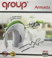 Group Gr 1500 Armada Mikser 400w