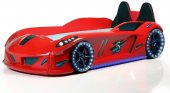 Farinay Jaguar Serisi Kırmızı Araba Yatak
