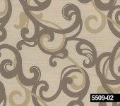 Gloria 5509 02 Duvar Kağıdı Karışık Desenli