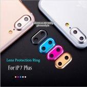 Apple İphone 7 Plus Kamera Lens Koruma Halkası Kamera Koruyucu