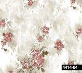 Crown 4414 04 Pastel Çiçek Desenli Duvar Kağıdı