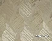 Lamos 6601 03 Alev Desenli Vinil Duvar Kağıdı