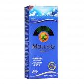 Möllers (Möllers) Omega3 Balık Yağı Şurup 250ml