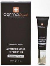 Dermaplus Md Advanced Night Repair Plus Anti Aging Gece Kremi