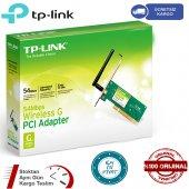 Tp Lınk Tl Wn353g Kablosuz Lan Pcı Kart Ethernet Kartı