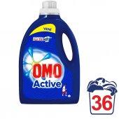 Omo Matik Sıvı 2700ml Active Çamaşır Deterjanı