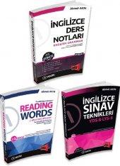 Yds Hazırlık Seti 2 Akın Dil Yayınları