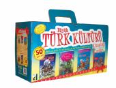Büyük Türk Kültürü (50 Kitap) Damla Yayınevi