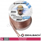 Oehlbach 108 2 X 2,5mm 30mt Oksijensiz Bakır Hoparlör Kablosu