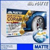 Matte Super X Series Kar 295 45 R20 Patinaj Çorabı Xx Large