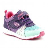 Jump 15668 Yeşil Günlük Yürüyüş Koşu Kız Çocuk Spor Ayakkabı