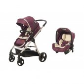 Baby2go Viper Lx 8050 Mor Bebek Arabası