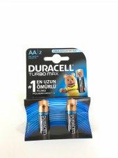 Duracell Turbo Max Kalem Pil 2 Li Aa 1 Adet