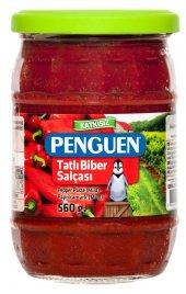 Penguen 560 Gr Tatlı Biber Salçası