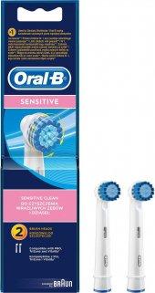 Oral B Diş Fırçası Yedek Başlık Sensitive 2 Adet