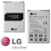 Lg G4 Orjinal Batarya Pil Bl 51yf