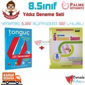 8.sınıf Lgs Deneme Seti Tonguç Akademi Palme Yayınları