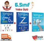 6.sınıf Yıldız Üçlü Set Tonguç Akademi Yayınları