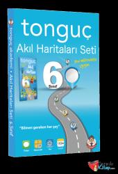 6. Sınıf Akıl Haritaları Seti Tonguç Akademi Yayınları