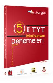 Yks Tyt 1. Oturum 5 Li Motivasyon Denemeleri Tonguç Akademi