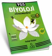 Ygs Biyoloji Denemeleri Arı Yayınları